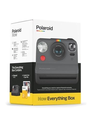 Polaroid Polaroid Now Siyah Instant Fotoğraf Makinesi Ve Hediye Seti Siyah
